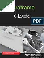 Aluminium Roof Installation Guide