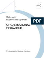 06 Organisational Behaviour Txt
