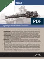 LW25mm Bushmaster Cannon