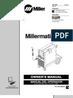 Miller Ma Tic 251 Owner Manual