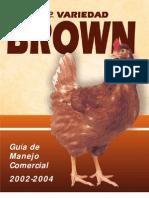 Manual Hi Line Brown
