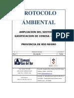 VIEDMA CONESA - Protocolo Ambiental - Rev 0