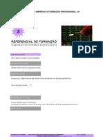 Referecial de Formação Electrónica-Equipamentos is