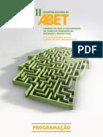 programação abet2011