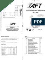 tonna 9 elementi VHF