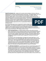 HPS Business Summary 31 Aug 2007 V4