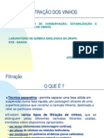 Filtracao Dos Vinhos 2010