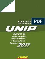 calendario unip 2011