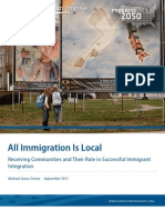 All Immigration Is Local