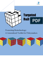 TARGETED R&D Policy