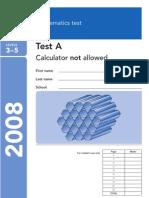 SAT Sample Paper 1