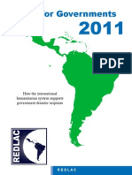 Guide for Governments - Disaster Response-REDLAC-2011 - Copy
