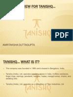Marketreviewfortanishq Presentation 100505141603 Phpapp01