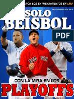 Solo Beisbol Septiembre 2011
