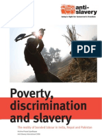 Poverty Discrimination Slavery Final