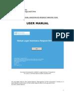 Tool User Manual_English