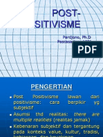 postpositivisme