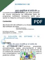 Tema 3 - Software Operativo y de Desarrollo - Sergiook