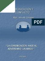 COMUNICACION Y CONFLICTO