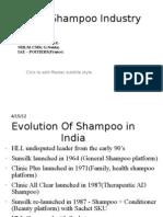 India Shampoo Industry