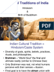 Cultural Traditions of India