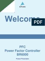 Pfc BR6000 Presentation