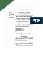 Commission Rogatoire Internationale Loik Le Floch-Prigent