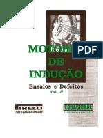 Motores de indução ensaios e defeitos LIVROII VER A