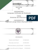 CAPÍTULOS 1 & 2  UML SECCIÓN 03