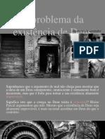 O problema da existência de Deus (3)