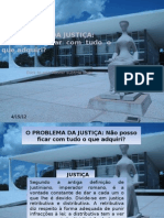 O Problema da Justiça2