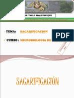 SACARIFICACIÓN