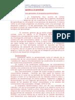 La teoría psicogenética y el aprendizaje clase 7