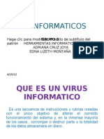 Trabajo Virus cos Power Point