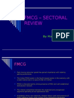 Fmcg – Sectoral Review