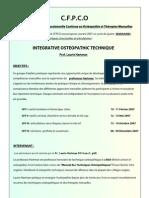 Formula Ire d'Inscription LH 2007