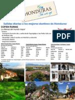 Paquetes Terrestres a Todo Honduras