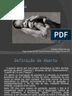 O Aborto - Final