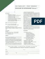 Approche Tissulaire en Ostéopathie