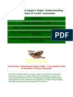 Following the Eagle's Flight - Understanding the Books of Carlos Castaneda
