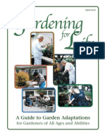 Gardening for Life, by WSU Master Gardeners