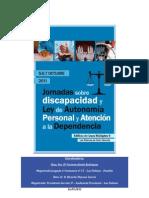Programa- I JORNADAS SOBRE DISCAPACIDAD Y DEPENDENCIA-2011 -Las Palmas de Gran Canaria
