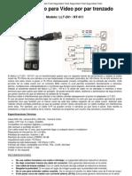 Caracteristicas Tecnicas Balun LLT-201 NT-611