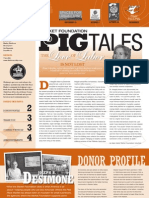 Fall 2011 Pig Tales Newsletter