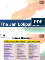 The Jan Lokpal Bill Presentation