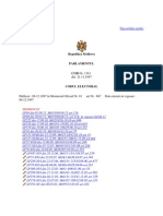 Codul Electoral
