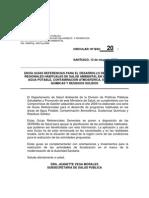 CIRCULARB32-20-2009-SSP Guías Referenciales Programas Regionales de Salud Ambiental