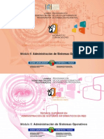 Admin is Trac Ion de Sistemas Operativos