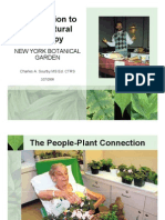 Introduction to Horticultural Therapy Benefits