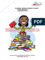 Proyecto de La Biblioteca i 2007-2008